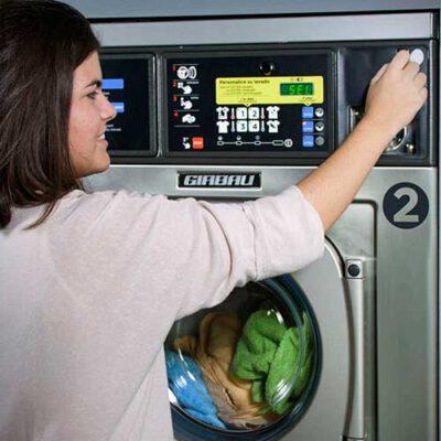 Betaalsysteem wasmachine